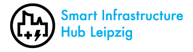 Smart Infrastructure Hub Logos